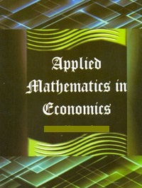 Applied Mathematics In Economics