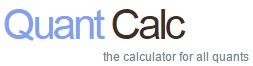 QuantCalc